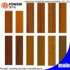 Transferência de Calor do efeito de madeira pintura electrostática a pó