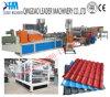 1050mm de PVC ASA Feuille de toiture de bambou en plastique extrusion de la machine