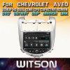 Voiture de l'écran tactile de Windows Witson DVD pour Chevrolet Aveo