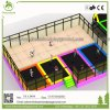 Sicherheits-Garantie-Innentrampoline-Park-Schaumgummi-Block-Gymnastik-Trampoline