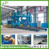 Роликовые стальные структуры поверхности Derusting оборудования