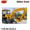 60kw WT-700 Tractor Cargador de ruedas cargadora retroexcavadora