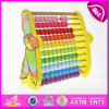 2015 Wooden variopinti Math Toy per Kids, Educatioanl Children Counting Math Toy, Best Seller Cheap Learning Wooden Math Toy W12A016