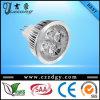 Nieuw en High Lumen 4X1w 12V gelijkstroom MR16 LED Spotlight