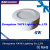 Yaye Hot Sell CE/RoHS Round 6W Surface Mounted LED Panel Light mit 2/3years Warranty