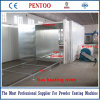 Polvere Heating Oven per Electrostatic Powder Coating