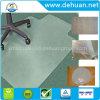 堅い木のための机のオフィスの椅子の床のマットの保護装置はリップによって長方形カーペット47  X 35 に床を張る