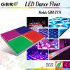 DMX512 diodo emissor de luz Dance Floor (GBR-1005)