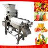 1500 Trekker van het Sap van de Prijs van de Machine van de Ananas van het Roestvrij staal van kg de Oranje