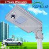 indicatore luminoso di via solare Integrated di 6W LED con la garanzia di 3 Yers