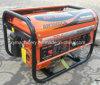 ¡Venta caliente! generador de aluminio de la gasolina del alambre del motor de 1.5kw 6.5HP para el mercado de Kuwait