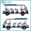 Fare un giro turistico/spola/turista/bus di giro (11 sede) dell'automobile elettrica del CE