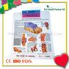 Sujetapapeles estándar del plástico del hospital de la promoción