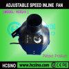 [Regelbare Snelheid] Hydroponic Gealigneerde Ventilator van de Buis