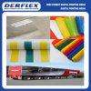 Encerado material del PVC del poliester del vinilo de la tela de la lona impermeable revestida de la cortina