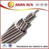 Передающая линия кабель ASTM стандартная надземная проводника усиленный сталью ACSR кондора алюминиевой
