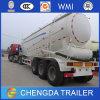 中国の三車軸45cbmセメントのセミトレーラーの大きさのセメントのトレーラー