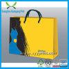 personalizado de fábrica barato saco de papel reciclável com impressão de logotipo
