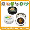 Barattolo di latta Mint di Clic Clac dell'imballaggio del regalo per la gomma della caramella