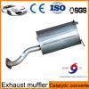 Tubo di scarico dell'automobile con i generi di materiale dalla Cina