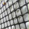 Pp biaxiales/géotextile non-tissé métallisé Geogrid de polypropylène pour la base de route