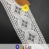 garniture de couture de lacet de coton de la vente Olt0206 100% de 11cm chaud pour faire à dames des dessus