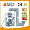 냉동 식품 신선한 식품 건조한 음식 포장기를 위한 가득 차있는 자동적인 주머니 부대 Vffs 수직 포장 기계는 음식 개밥 감자 칩 포장 기계 내뿜었다