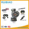 Endlosschrauben-Getriebe und Endlosschrauben-Getriebe-Getriebe mit Ausgabe-Welle