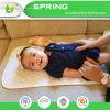 Bebé de bambú hipoalergénico resistente al agua la almohadilla de cambio de camisas (Pack de 3)