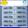 최신 판매 반대로 이동에 의하여 주문을 받아서 만들어지는 디자인 Barcode 레이블 스티커