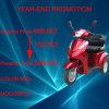Untauglicher 3 Rad-elektrischer Mobilitäts-Roller mit Platte-Bremse