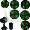 indicatore luminoso della fase del laser del proiettore della luce laser del Pub del laser di 1W RGB