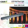 24X 3W à LED RVB haute puissance Projecteur mural / Phase de la rondelle d'éclairage à LED