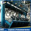Cadena de producción de la botella de gas del LPG