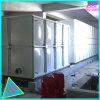 Belle apparence SMC Panneau FRP/GRP réservoir d'eau pour l'hôtel