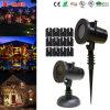 Lámpara de proyector de LED para la decoración del festival de vacaciones