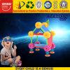 < Thinkertoy> 2017 Nouveaux jouets en plastique Kit de blocs de construction Les animaux de zoo de jouets pour enfants