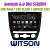 Witson gran pantalla de 10,2 de Android 6.0 alquiler de DVD para Volkswagen Yeti