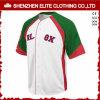 Бейсбол Джерси хорошего полиэфира логоса цены изготовленный на заказ быстро сухой (ELTBJI-36)