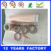 0.055mm de espesor de la cinta de lámina de cobre para conductores eléctricos /Die-Cut apoyar