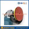 het Oppoetsende Stootkussen van de Diamant van 80mm200mm voor de Steen/het Graniet/het Marmer van de Vloer