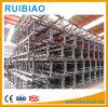 Sc Bâtiment de liste du matériel de construction La section de mât standard