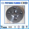 Borde forjado de la soldadura del socket del acero inoxidable del ANSI B16.5