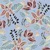 De digitale Stof van de Chiffon van de Zijde van de TextielDruk Aangepaste (sz-0048)