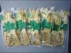 Индикатор желтого цвета промышленных латексные перчатки-5705