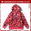 2017 kundenspezifische Mann-Vlies Hoodies Großhandelssweatshirt-Spitzen-Kleidung (ELTHSJ-957)