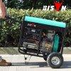 De Enige Fase 2.8kVA Twee van de bizon 2.8kw Diesel van de Cilinder Generator