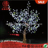 3.5mの白のGaint LEDの葉が多いやし屋外の装飾のための陽気な木ライト