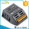 태양계 CMP12-20A를 위한 10AMP 24V/12V 태양 에너지 관제사