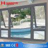 형식 디자인 알루미늄은 Windows 여닫이 창 Windows를 걸었다